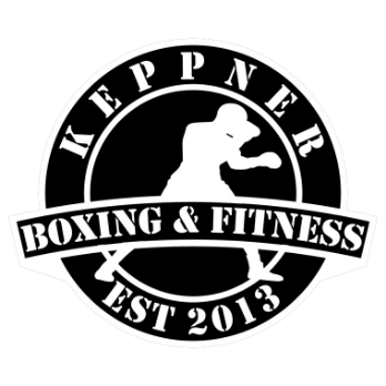 boxing coach keppner's logo