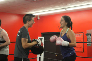 free boxing intro session